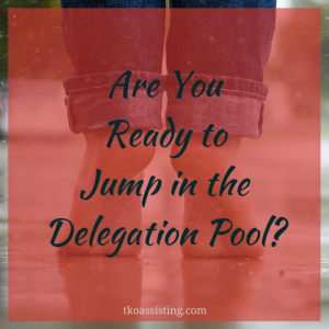 Are you Ready to Jump in the Delegation Pool?