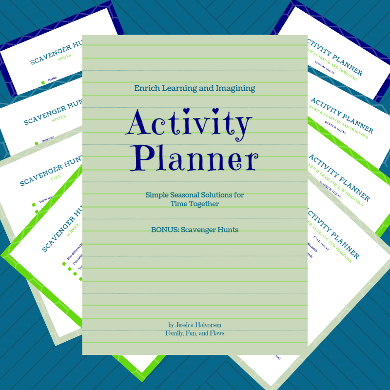 Activity Planner Sneak Peak