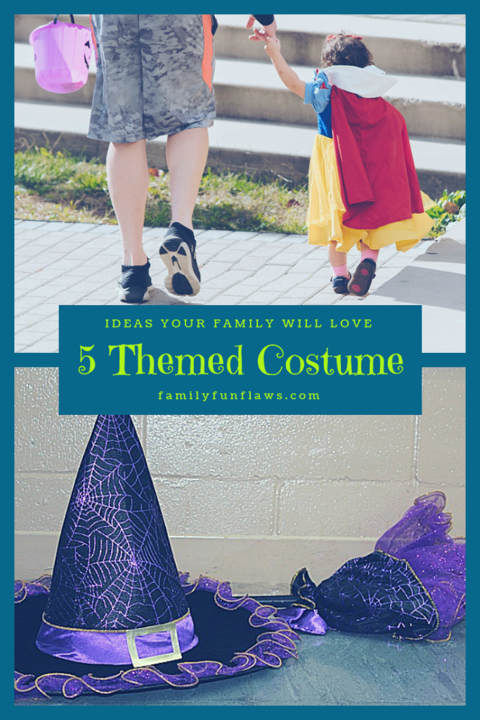 5 themed costume ideas your family will love