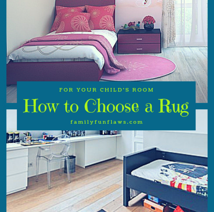 How to Choose a Rug for Your Child's Room
