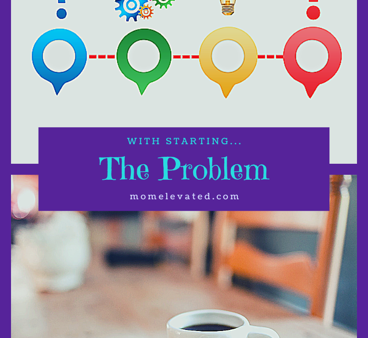 The Problem With Starting…