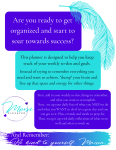 Time Management Success Planner